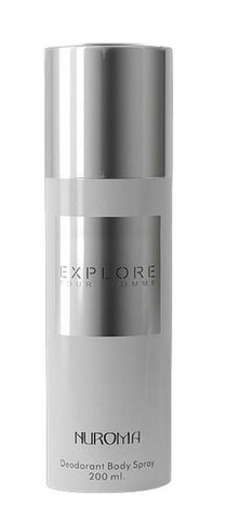 CFS Nuroma Explore White Deodorant Body Spray 200ML