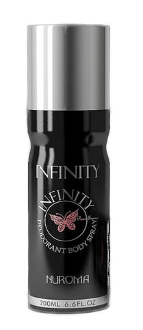 CFS Nuroma Infinity Pour Femme Perfumed Deodorant Body Spray 200ML