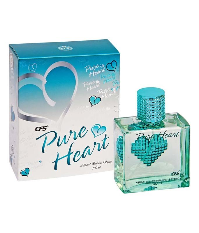 CFS - Buy CFS Pure Heart Blue Perfume 100ML Online in India.