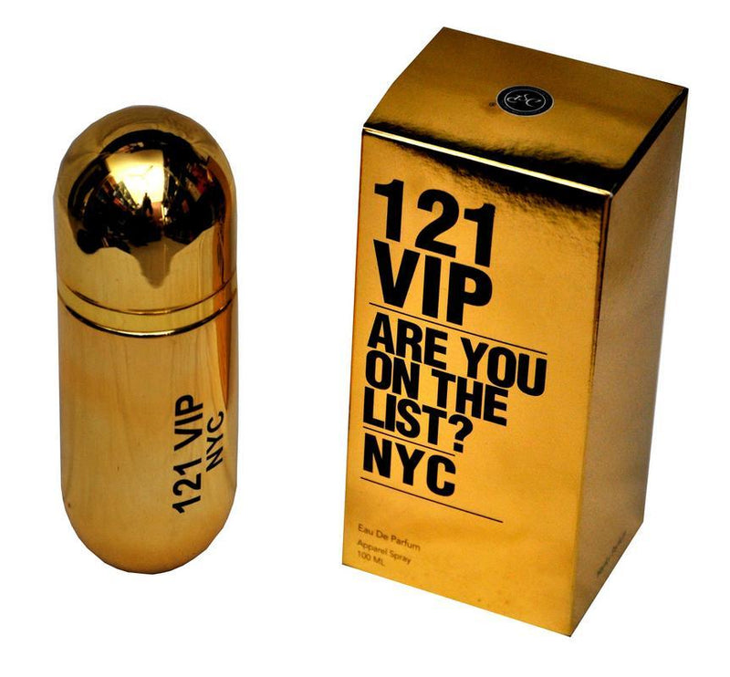 DSP Perfume - Buy DSP 121 VIP Gold Perfume 100ML Online in India.