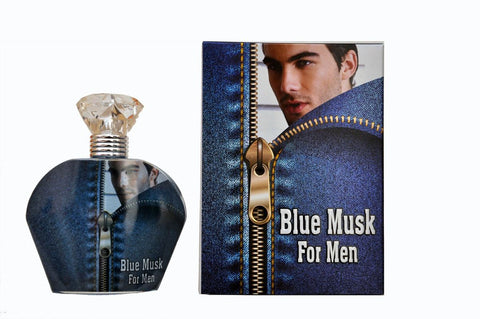 DSP Blue Musk for Men Perfume 100ML for Men