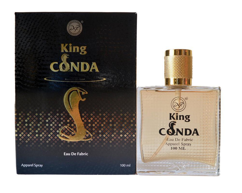 DSP - Buy Exclusive DSP King Conda Perfume 100ML Online in India.