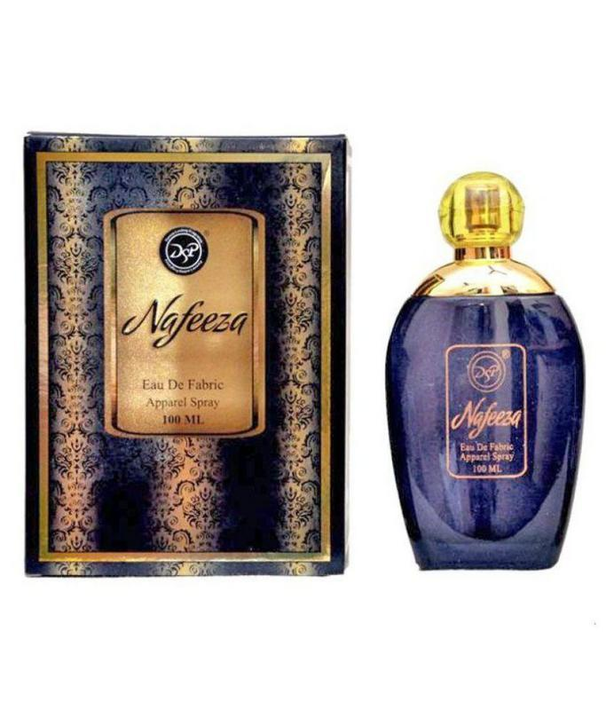 DSP - Buy DSP Nafeeza Black Perfume 100ML Online in India.