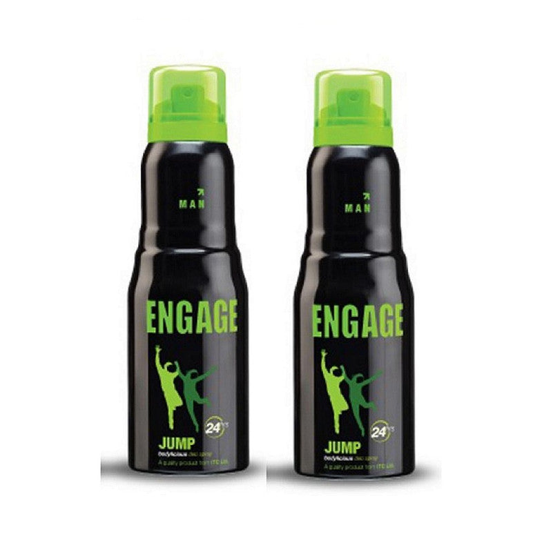 ENGAGE - Buy Engage Jump Deodorant 150ML Online in India.