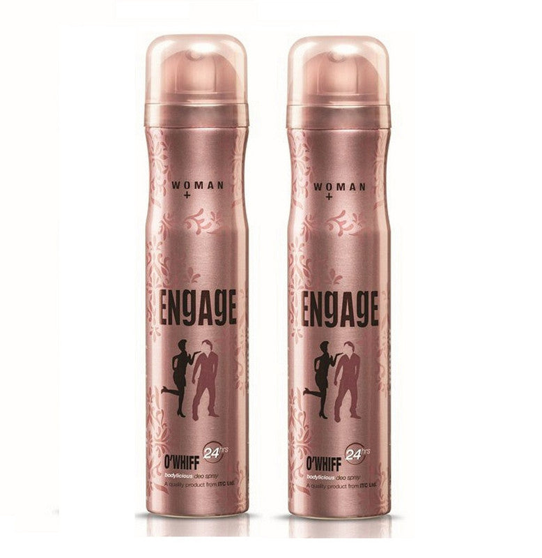 ENGAGE - Buy Engage Owhiff Deodorant 150ML Online in India.