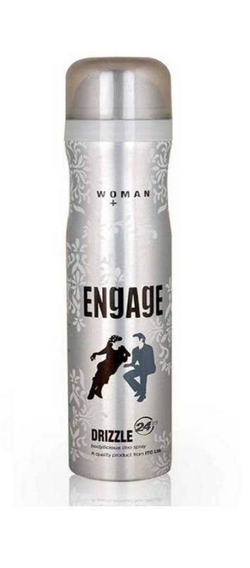 Shop Engage Drizzle Deodorant 150ML For Women