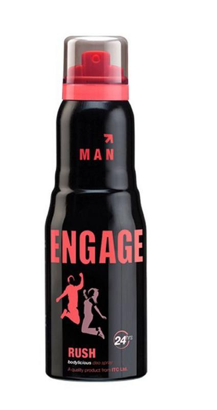 Shop Engage Rush Deodorant 150ML For Men