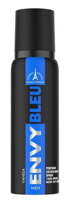 Shop ENVY Bleu Perfume Deodorant 120ML