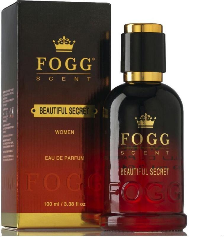 FOGG - Buy Fogg Scent Beautiful Secret EDP Perfume 90ML Online in India.