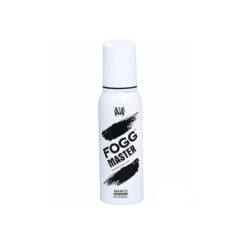 FOGG - Buy Fogg Master Marco Intense Fragrance Body Spray 120ML Online in India.