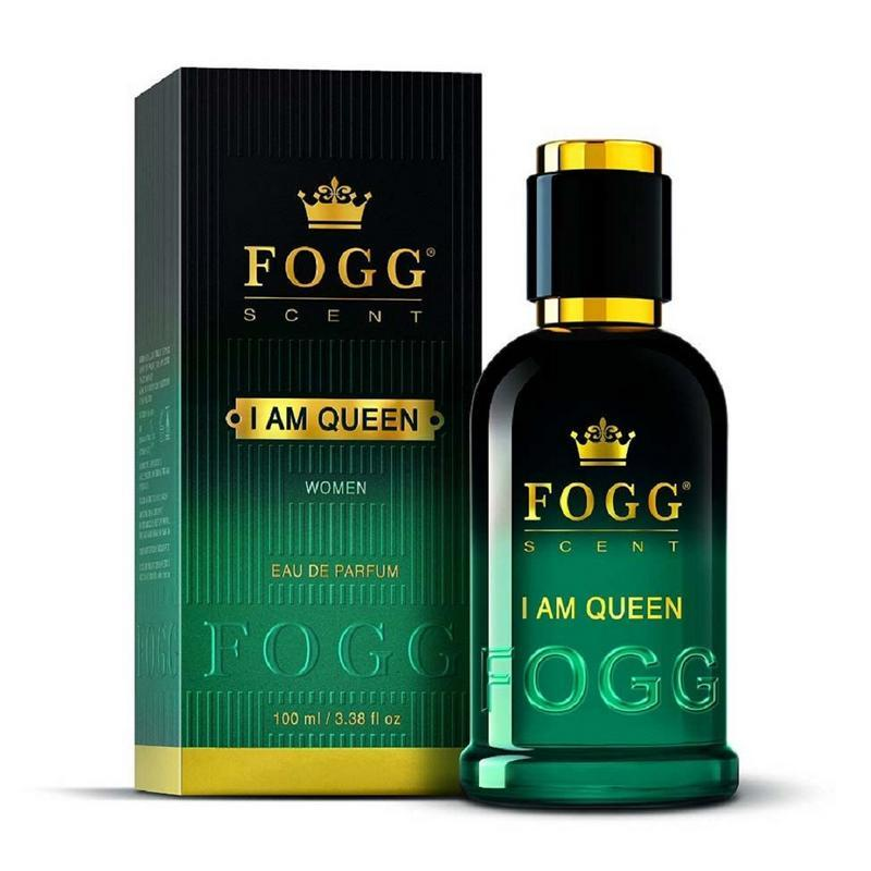 Shop Fogg Scent I Am Queen EDP Perfume 90ML For Women