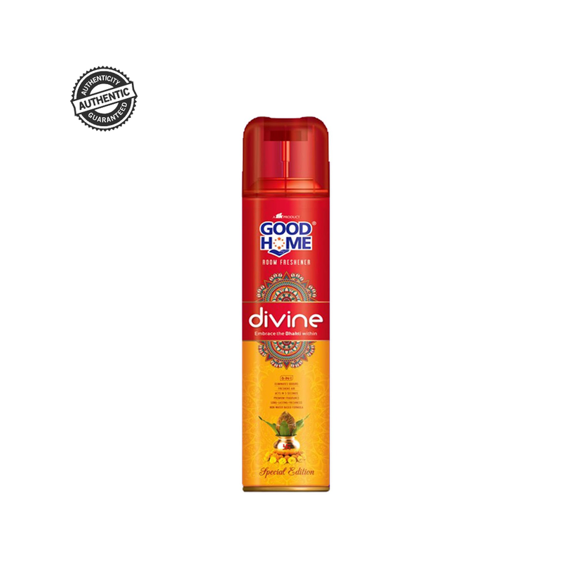 GOOD HOME - Buy Good Home Divine Room Freshener Speical Edition 160GM Online in India.