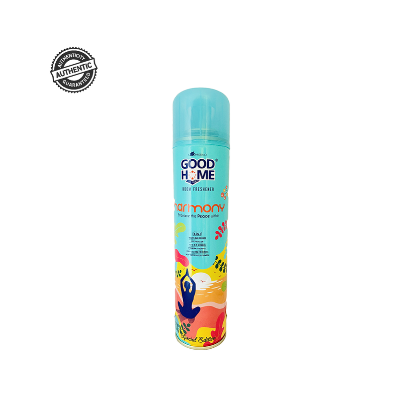 GOOD HOME Air Freshener - Buy Good Home Harmony Room Freshener Special Edition 160GM Online in India.