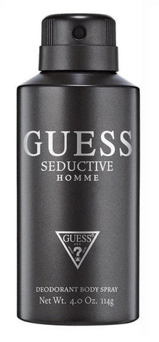 Guess Seductive Homme Black Deodorant 150ML for Men