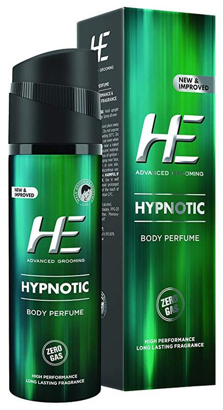 Shop HE Advanced Grooming Hypnotic  Body Perfume 120ML
