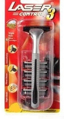 LASER - Buy Laser Control 3 Razor Online in India.