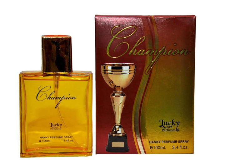 Shop Exclusive Lucky Champion Perfume 100ML