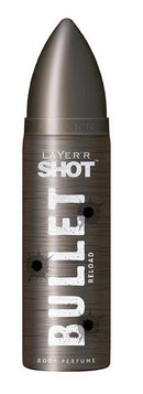 LAYER'R - Buy Layerr Shot Bullet Reload Perfume Body Spray 120ML for Men Online in India.