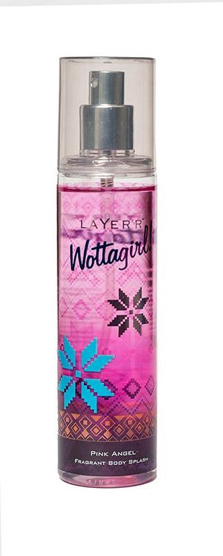 Shop Layerr Wottagirl Pink Angel Perfume Body Spray 135ML for Women