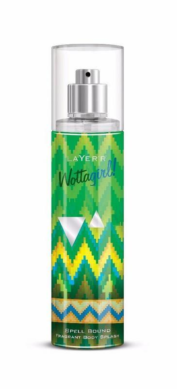 LAYER'R - Buy Layerr Wottagirl Spell Bound Perfume Body Spray 135ML for Women Online in India.