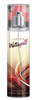 LAYER'R - Buy Layerr Wottagirl Vanilla Twist Perfume Body Spray 135ML for Women Online in India.