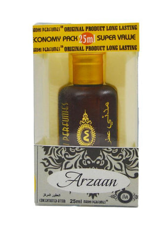 Madni Perfumes Arzaan Economic Series  Attar / Ittar 25ml