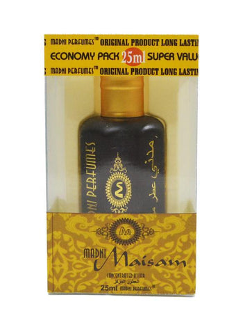 Madni Perfumes Maisam Economic Series  Attar / Ittar 25ml