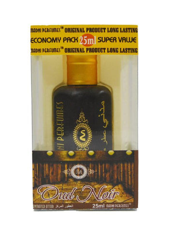 Madni Perfumes Oud Noir Economic Series  Attar / Ittar 25ml
