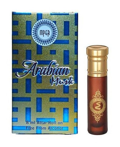 Bellegirl Exclusive Madni Perfumes Arabian Musk Economic Series Concentrated Attar / Ittar 8ml
