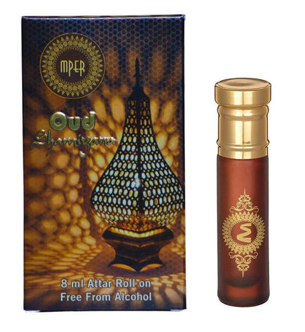 Madni Perfumes Oud Shamiyana Economic Series  Attar / Ittar 8ml