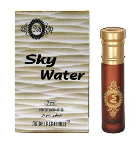 Bellegirl Exclusive Madni Perfumes Sky Water Exclusive Series Concentrated Attar / Ittar 7ml