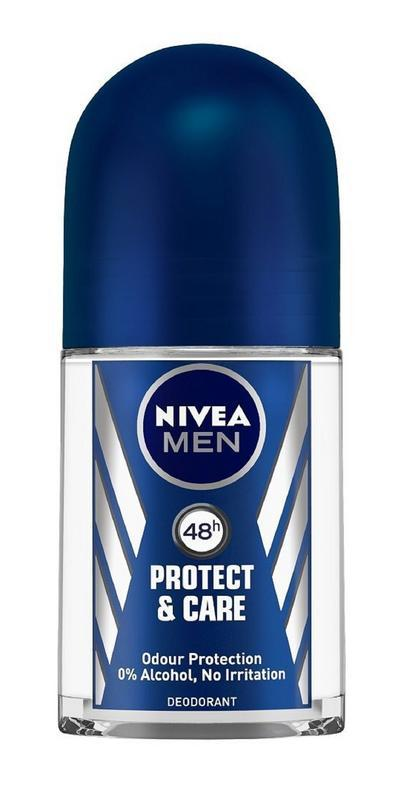 Shop Nivea Men Protect & Care Roll On 50ML