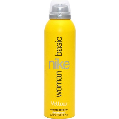 Shop Nike Women Basic Yellow Deodorant 200ML