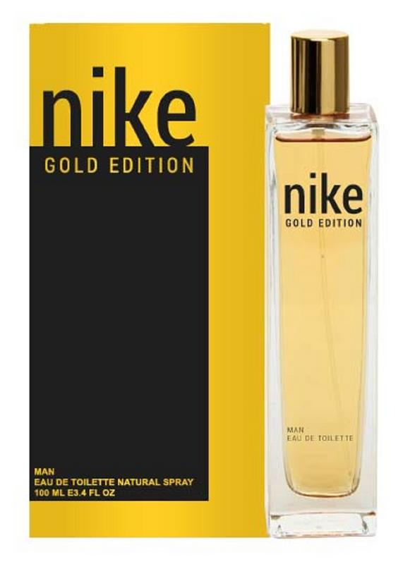 NIKE Perfume - Buy Nike Gold Man EDT 100ML Online in India.
