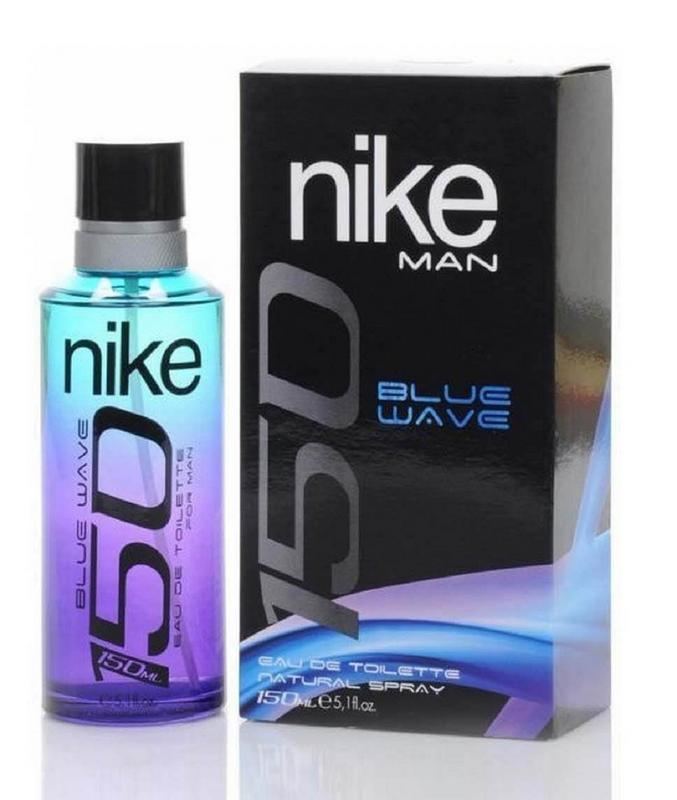 NIKE - Buy Nike N150 Man Blue Wave EDT 150ML Online in India.