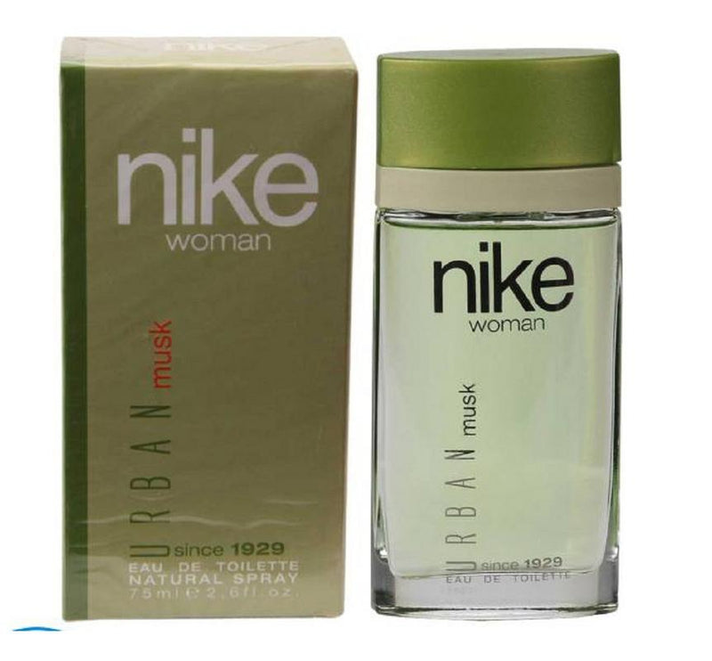 NIKE Perfume - Buy Nike Urban Woman EDT 75ML Online in India.