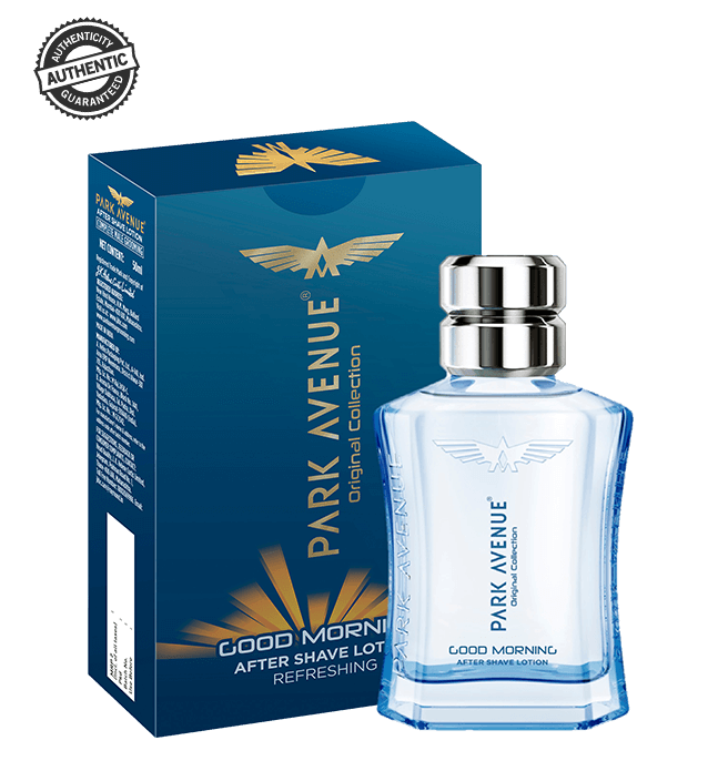 PARK AVENUE - Buy Park Avenue Good Morning After Shave Lotion Online in India.