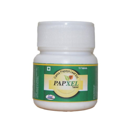 Papxel Carica Papaya Leaf Extract 1100 mg  (Upto 30% OFF) Online in India