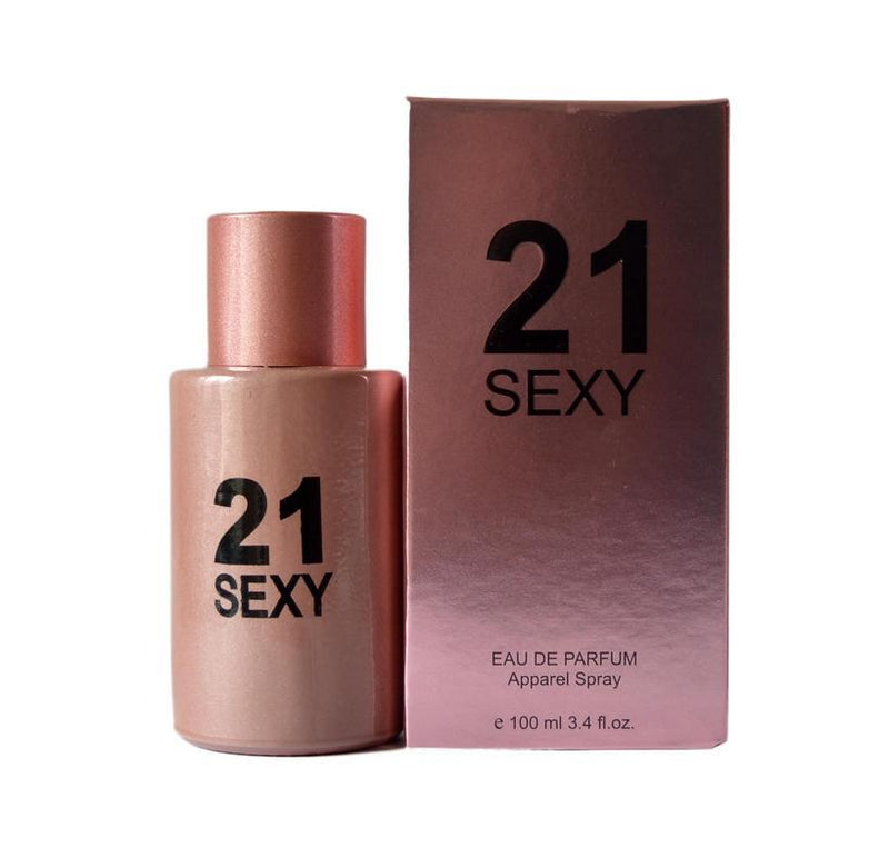 PERFUME KING - Buy Perfume King 21 Sexy Pink Perfume 100ML Online in India.