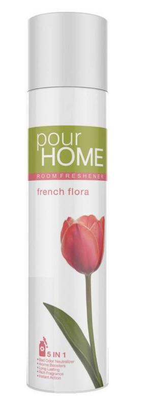 Shop Pour Home French Flora Room Freshener 225ML