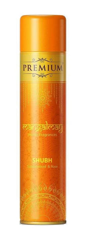 Premium Mangalmay Shubh Air Freshener (Sandalwood and Rose)