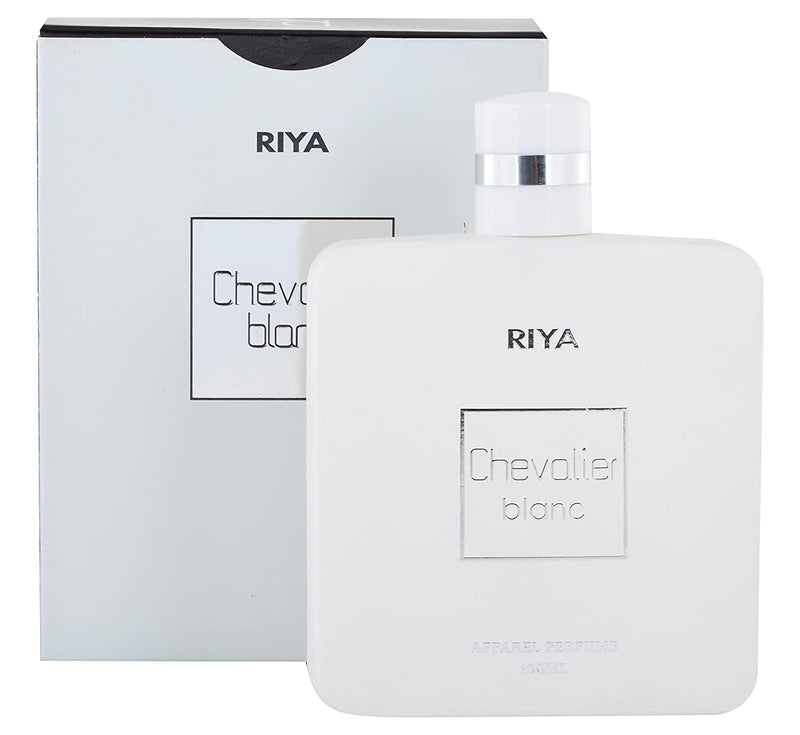 Shop Riya Chevalier Blance Apparel Perfume 100ML