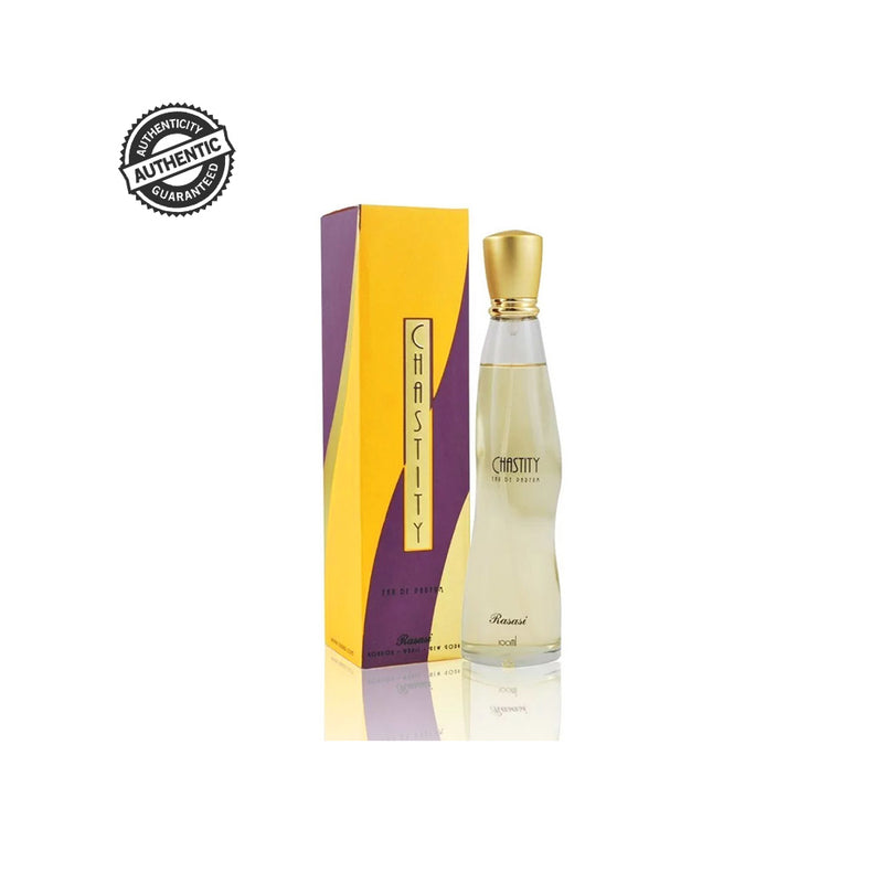 RASASI - Buy Rasasi Chastity Eau de Parfum Perfume 100ML Online in India.