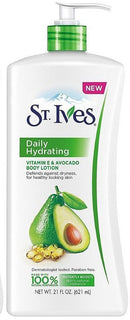Shop ST. IVES Hydrating Vitamin E And Avocado Body Lotion 621ML