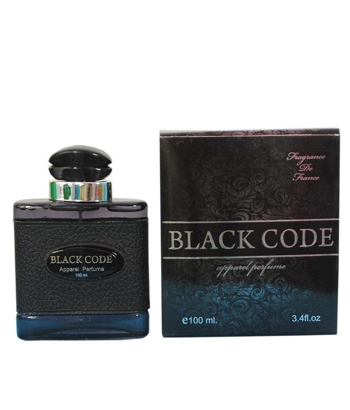 Shop St. Louis Inc. Black Code Perfume 100ML