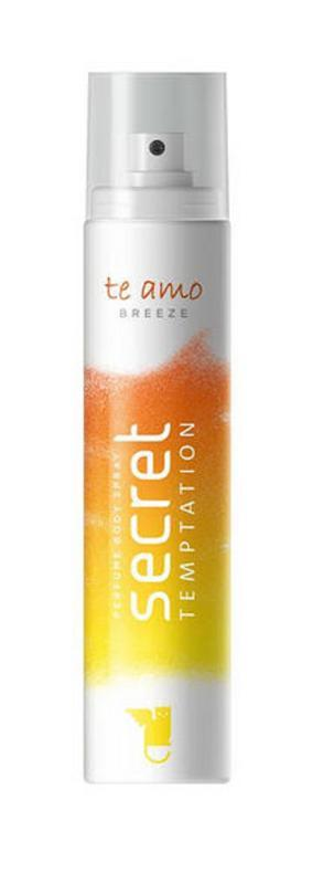 Shop Secret Temptation Te Amo Breeze Perfume Body Spray  120ML