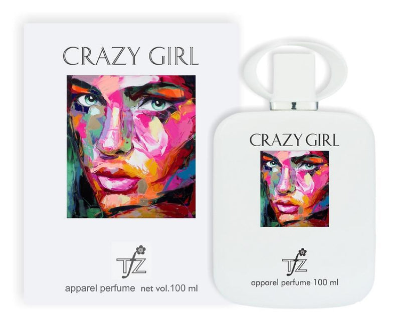 TFZ - Buy TFZ Crazy Girl Perfume 100ML Online in India.