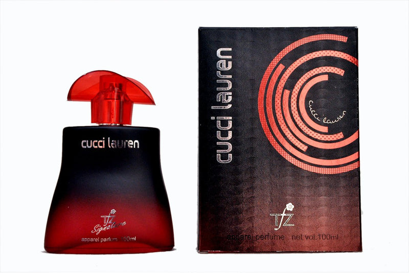 Shop TFZ Cucci Lauren Eau de Parfum 100ML