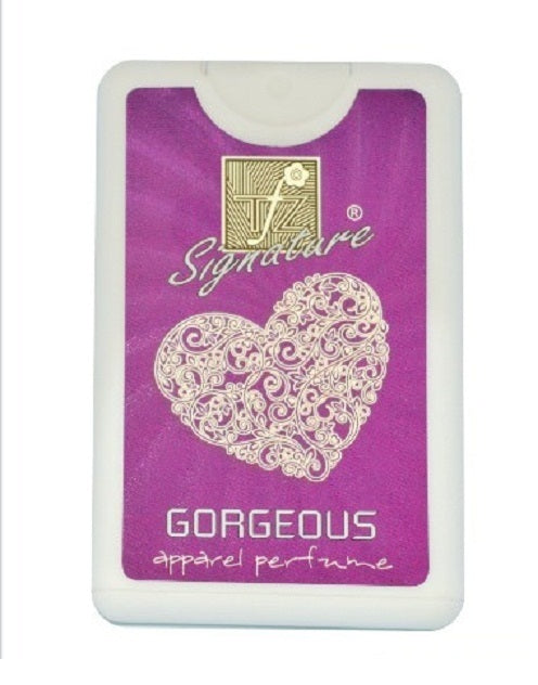 Shop TFZ Gorgeous Pocket Perfume - 300 Sprays For Women