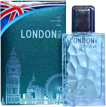 Shop TFZ Exotic London Hill Green Perfume 100ML